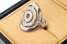 Bulgari BVLGARI  Astrale Cerchi Ring 750 Weissgold Gr. 55