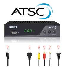 Digital Converter Atsc Tv Box Tuner Analog Qam Free Cable Receiver Dvr Recorder