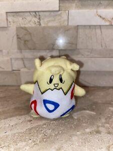 Pokemon 1999 Burger King Togepi Plush Figure