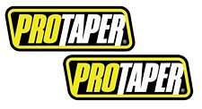 """ProTaper Handlebars Sprockets 6"""" Stickers Set Of 2 Decals Truck Tool Box Trailer"""