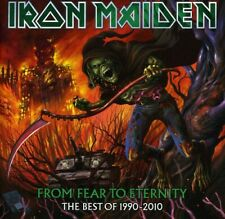 Iron Maiden - From Fear to Eternity: The Best of 1990-2010 [New CD] Italy - Impo