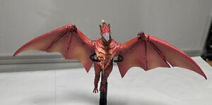S.H. Monster Arts Fire Rodan Figure, Figure Only No Box