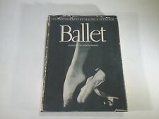 Seymour on Ballet 101 Photographs Maurice Seymour Leonide Massine 1949