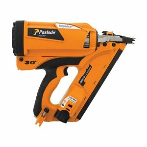 Paslode IM350+ Lithium Gas Framing Nail Gun (Latest Edition) with 2.1Ah Battery