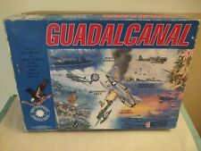 Avalon Hill WWII  Guadalcanal (Smithsonian Ed) 1992