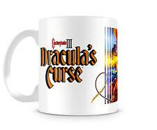 CASTLEVANIA 3: DRACULA'S CURSE - 11 oz Coffee Cup Mug CAFFEINE NES Nintendo SNES