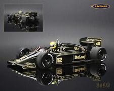 Lotus-Renault 98t f1 1986 Ayrton Senna Minichamps 1:18, NEW, OVP