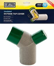 Outdoor Tap Cover | Exitex Tap Frost Protector