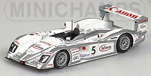 Audi R8 Le Mans 2003 Ara Magnussen Werner #5 1:43 Minichamps