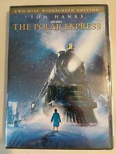 The Polar Express (Dvd, 2005, 2-Disc Set Widescreen)Brand New