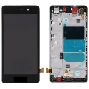Screen LCD+Frame Full For Huawei P8 lite ALE-L21 Ascend Black