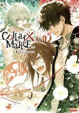 Collar x Malice Official Fan Book Kindle/PDF Version game artbook Illustration