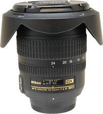 Nikon 12-24 mm F4.0 af-Lentes G ED S IF