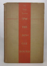 May Sarton SIGNED - The Single Hound - First Edition, First Printing - HC
