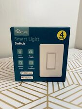 Treatlife Smart Dimmer Switch WiFi Light Switch - 4 Pack