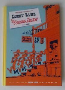 Morris / Goscinny: Lucky Luke: Les Cousins Dalton (2019) Black & White