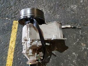 LAND ROVER DISCOVERY TRANSFER CASE BOX WITH CENTRE DIFF LOCK TYPE - SERIES II VI