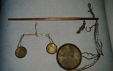 清满洲 官字 黄花梨杆秤Chinese Qing antique government scales Artwork Vintage文物收藏huanghuali