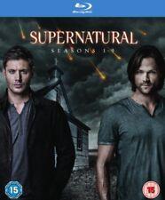 Supernatural - Season 1-9 [Blu-ray] [2015] [Region Free], 5051892189651, Jared .