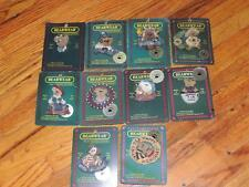 Lot of 10 Boyds Bear Bearwear Pins On Cards New