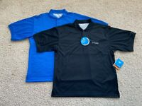 NEW Columbia PFG Omni Sheild Perfect Cast polo shirt men M
