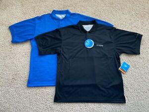 NEW Columbia PFG Omni Sheild Perfect Cast polo shirt men M