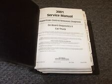 2001 Ford F150 F250 F350 F450 Powertrain Control Emissions Service Repair Manual