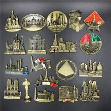 3D Stereo Refrigerator Sticker Fridge Magnet Souvenir Tourist Souvenir Attractio