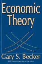 Economic Theory. Becker