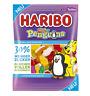 HARIBO PENGUINS 160g - Pinguin - Weingummi - Fruchtgummi - Weniger Zucker -