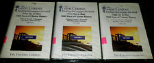 The Great Courses: From Yao to Mao Chinese History 6 DVD, 3 course guide books