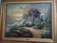 The New Day Dawning by Thomas Kinkade