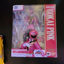 S.H. Figuarts Kaizoku Sentai Gokaiger Gokai Pink/ Super Megaforce Pink