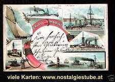 Transport- & Verkehrs-Ansichtskarten aus Deutschland