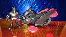 Imaginext DC Super Friends Batman Beyond Transforming Motorcycle