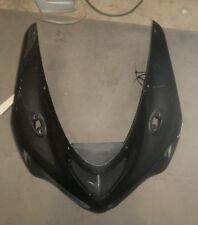 2006 05 06 Kawasaki Ninja ZX636 ZX6R Upper Fairing Headlight Nose Cowl oem