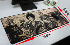 one piece Anime Monkey D Luffy Roronoa Zoro Mouse Mat Pad Big Pad Creative Cos