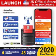 2020 NEW LAUNCH ThinkDiag Auto Diagnostic OBD2 Scanner All System ECU Coding US
