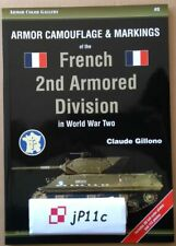 *Camouflage & Markings of the French 2nd Armored Division in WW2