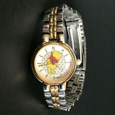 Timex Winnie the Pooh Watch Womens Stainless Steel Adjustable