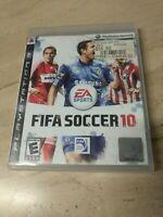 FIFA Soccer 10 (Sony PlayStation 3, 2009)
