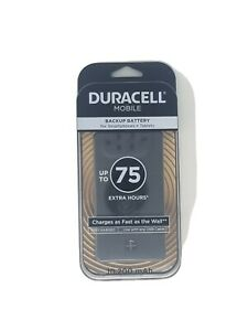 Duracell Mobile Backup Battery 75 Hours