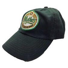 Mythos Greek Beer Adjustable Cap in Forrest Green