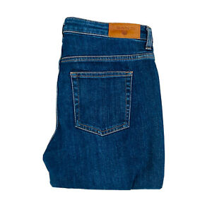 Gant Women's Blue Denim Jeans Size Waist 32 Length 32
