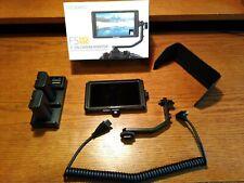 "Feelworld On-Camera F5 4k 5"" HDMI Monitor"