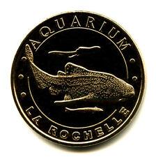 17 LA ROCHELLE Aquarium, Requin-zèbre, 2013, Monnaie de Paris