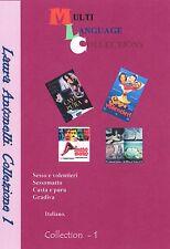 Laura Antonelli. DVD Collezione 1. Italiano. No Subtitles.