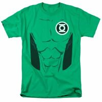 Green Lantern Kyle Rayner T Shirt Mens Licensed DC Comics Tee Kelly Green