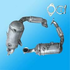 EU5 DPF Dieselpartikelfilter VOLVO V70 1.6 DRIVe D2 84KW 115PS D4162T 2011/05-