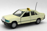 Gama 1/43 Scale Diecast - 1117 Mercedes 190 E Taxi